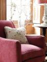 Red-Stonewash-Armchair