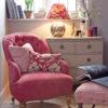 Red-Stonewash-Chair