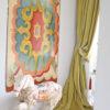 velvet-yellow-curtains
