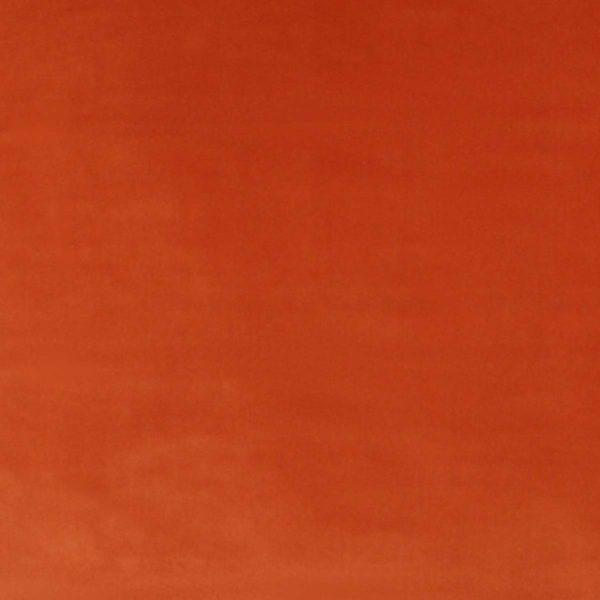 Kate Forman Orange velvet