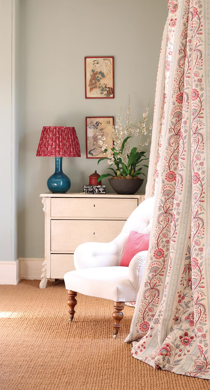 Isadora Curtains Bedroom