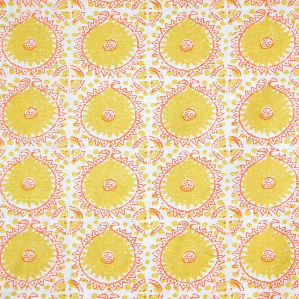 Himani Saffron Swatch
